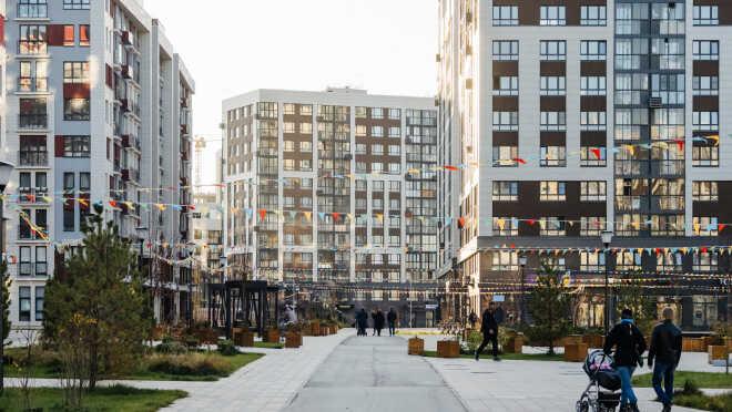 Квартиры от 6,2 млн руб. 37,9 м² Метро рядом. Московская прописка